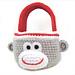 Sock Monkey basket pattern