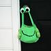 Alien Monster Easter Basket pattern