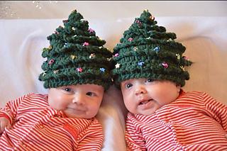 Christmas Tree Hat.Christmas Tree Beaded Hat Pattern By Jocelyn Sass