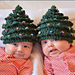 Christmas Tree Beaded Hat pattern