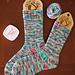 Knitmore Vanilla Sock pattern