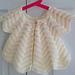 Emmy's Baby Cardigan pattern