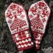 Maryushka Mittens pattern