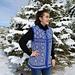 Emily's Snowstars Vest pattern