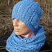 Emnilda Hat and Cowl pattern