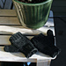 Men's Fingerless Mittens pattern