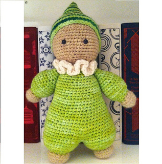 50+ Free Crochet Doll Patterns You'll Fall in Love With (54 free ...   320x317