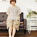 Brillante Pullover pattern