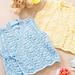 26-301BABY Soft Undershirt pattern