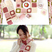 27-545-1 Kotatsu Cover pattern