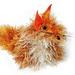 Pocket Pet: Fox pattern