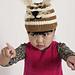 Baby Animal 'Tiger Kitty' Hat pattern