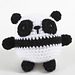Pablo Panda pattern