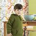 Kids' to Adult Hoodie pattern