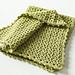 Little V-Stitch Blanket #70119A pattern