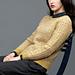215aw-05 Design Sweater pattern