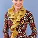 Curlicue Scarf #L10384 pattern