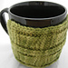 Adjustable Coffee Mug Wrap pattern