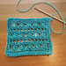 Airy puff stitch pattern