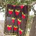 Desdemona's Handkerchief / Blanket pattern