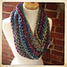 Darn Knit Kinetic Cowl pattern