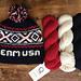 Darn Knit Winter Games pattern