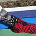 Mockingjay Socks pattern
