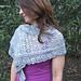 Padma Shawl pattern