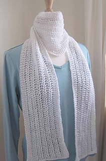 Ravelry Sos Special Occasion Scarf Pattern By Kathy North