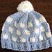 Baby Blue Cloud Hat pattern
