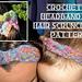 Curly Q Headband & Hair Scrunchies pattern