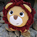 Leslee the Lion pattern