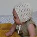 Spetshätta Lilla Dyllingen pattern