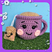 Teacup Friend pattern