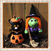 Halloween Chubbies Amigurumi pattern
