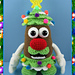 Mr Potato Head Christmas Tree pattern