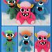 Monster Buddies pattern