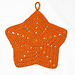 Starfish Washcloth pattern