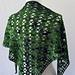 Spring Shawl pattern