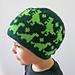 Dino Beanie pattern