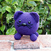 Roly Poly Kitty Amigurumi pattern