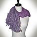 Special Yarn Scarf pattern