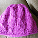 Wings of Hope Chemo Cap pattern
