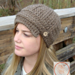 Juniper Crochet Cap pattern