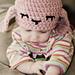 Little Lamby hat pattern