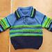 Pullover 841 pattern