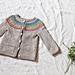 Demoiselle Arc-en-ciel (Little Miss Rainbow) pattern