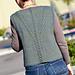 Celtic Cabled Slipover Vest pattern