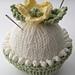 Lemon Blossom Cupcake Pin Cushion pattern