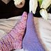 Socken DORISA pattern